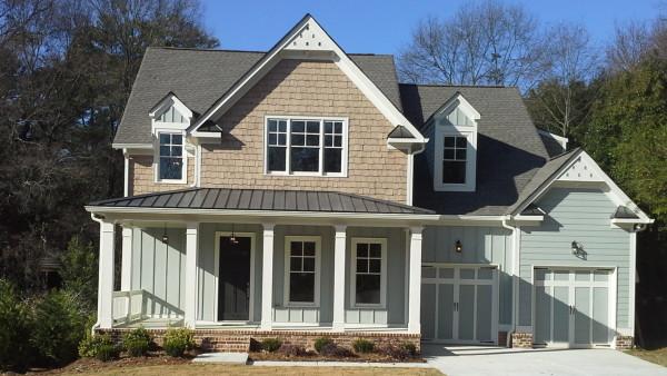 Custom home builder in atlanta ga tecbuilt homes for Atlanta custom home builders