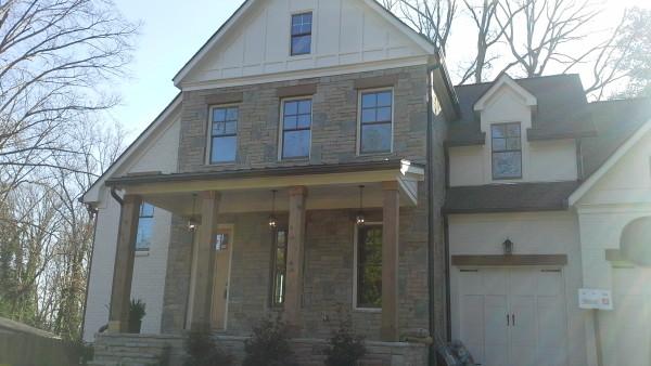 Custom home builder in atlanta ga tecbuilt homes for Custom home builders in atlanta