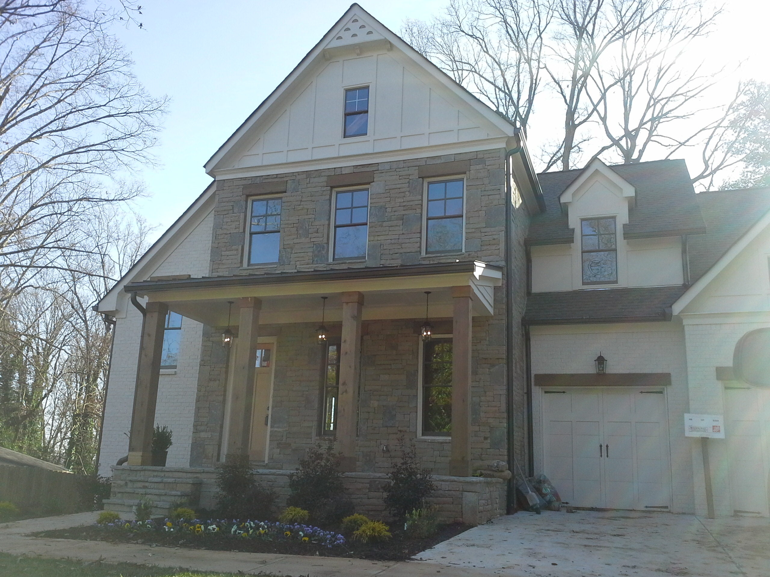 Brookhaven project custom home builder in atlanta ga for Atlanta custom home builders