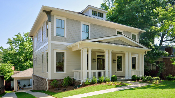 Custom Home Builder In Atlanta Ga Tecbuilt Homes
